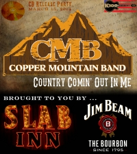 CMB New CD Release Party